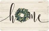 "Bungalow Flooring Wreath Home Mat - 23"" x 36"""