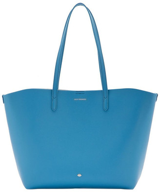 Lulu Guinness Sailor Ivy Double Handle Tote Bag