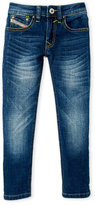 Diesel Boys 4-7) Waykee Regular-Straight Jeans