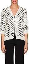 Marc Jacobs Women's Polka Dot Wool Cardigan