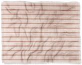 Deny Designs Holli Zollinger Zhi Stripe Pink Woven Throw Blanket