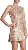 Dress the Population Amber Sequined Minidress
