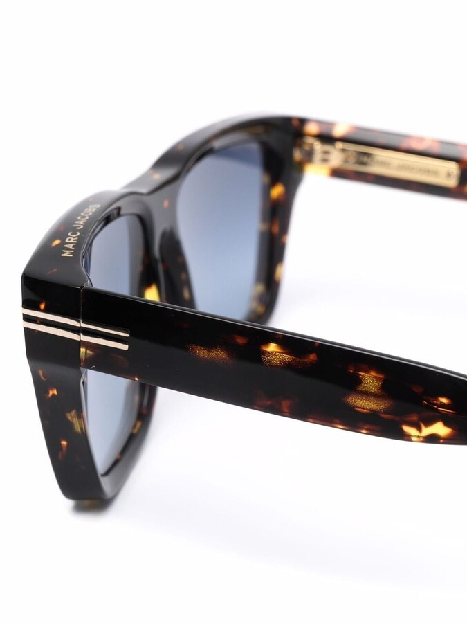Thumbnail for your product : Marc Jacobs Icon tortoiseshell-effect sunglasses