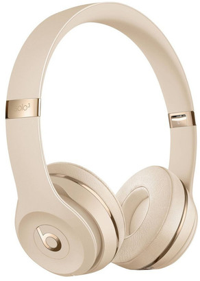 Beats by Dr Dre Beats Solo3 Wireless On-Ear Headphones Satin Gold MX462PA/A