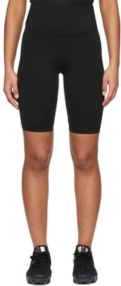 Ernest Leoty Black Adelaide Biker Shorts