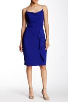 Marina Cascade Embellished Dress