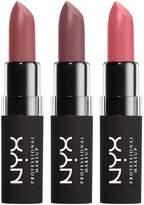 NYX Velvet Matte Lipstick Set 2