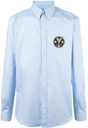 Givenchy Snake And Star Shirt
