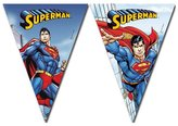 Unique Party Superman Childrens/Kids Official Flag Bunting Party Banner