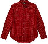 Ralph Lauren RRL Printed Cotton Western Shirt
