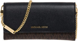 Michael Kors Leather Clutch Bag