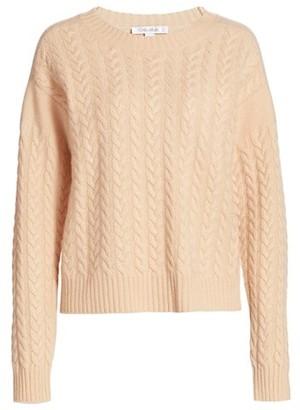 Max Mara Breda Wool & Cashmere Cable-Knit Sweater