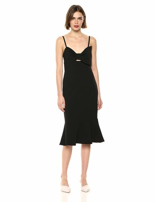 Rachel Roy Women's Mia Bow Front Dress