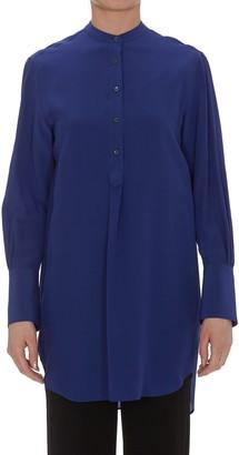 Aspesi Buttoned Longline Shirt