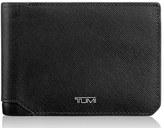 Tumi Men's 'Mason' Bifold Leather Wallet - Black