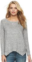 Juicy Couture Women's Embellished Triangle Sweater
