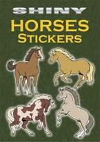 Dover Shiny Horses Stickers