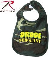 Rothco Drool Sergeant Bib