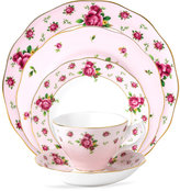 Royal Albert Old Country Roses Pink Vintage 5 Piece Place Setting