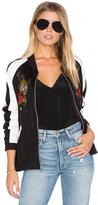 Lauren Moshi Haven Bomber Jacket