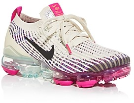 Nike Women's Air Vapormax Flyknit 3 Low-Top Sneakers