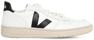 Veja 20mm V-10 Leather Sneakers