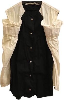 JC de CASTELBAJAC Black Cotton Tops