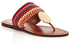 Tory Burch Women's Patos Disc Thong Sandals