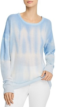 Bloomingdale's C by Cashmere Tie-Dyed Sweater - 100% Exclusive