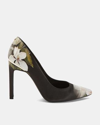 Ted Baker Printed High Heels Courts