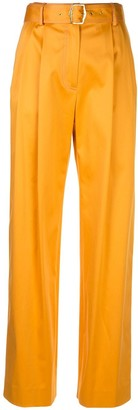Sies Marjan Belted High-Waisted Trousers