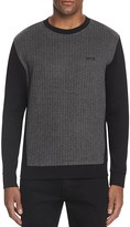 BOSS GREEN Salbo 2 Herringbone Sweatshirt