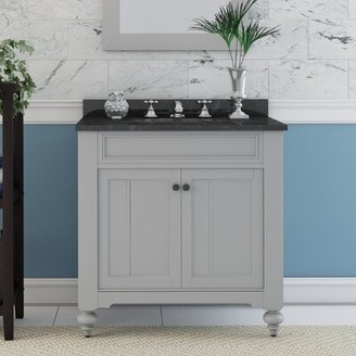 "Darby Home Co Cabery 30"" Single Bathroom Vanity Set"