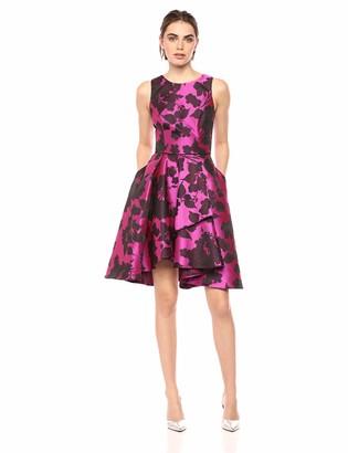 Shoshanna Women's Lynbrook Sleeveles Fit and Flare Dress