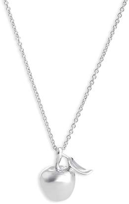 Tom Wood NYC Apple Necklace