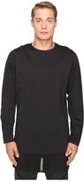 Yohji Yamamoto Lux FT Pure Long Sleeve T-Shirt T Shirt