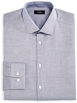 Theory Micro Floret Slim Fit Dress Shirt