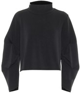Thumbnail for your product : Lanston Kenzie cropped sweatshirt