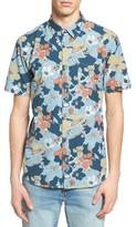 Vans Men's Whitlowe Floral Print Shirt