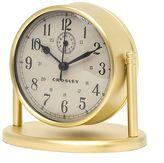 Crosley Nautical Desk Alarm Clock