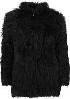 IRO Karare shearling coat