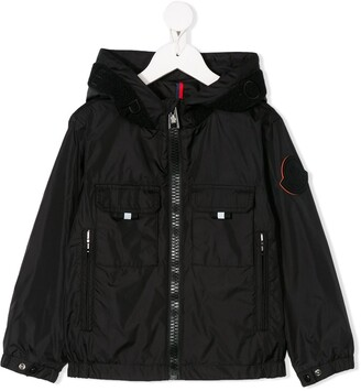Moncler Enfant Padded Parka Coat