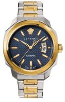 Versace Dylos Automatic Two-Toned Stainless Steel Linked Bracelet Watch