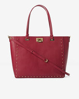 White House Black Market Studded Tote
