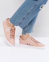 Calvin Klein Jeans Dora Dusk Pink Sneakers