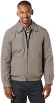 Perry Ellis Big Microfiber Golf Jacket