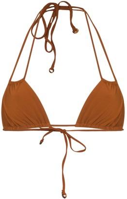 Anémone Jane triangle bikini top