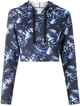 Track & Field Softmax cropped sweatshirt