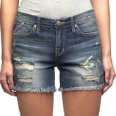 Rock & Republic Women's Hula Ripped Jean Shorts