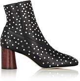 Helmut Lang Women's Studded Leather Ankle Boots